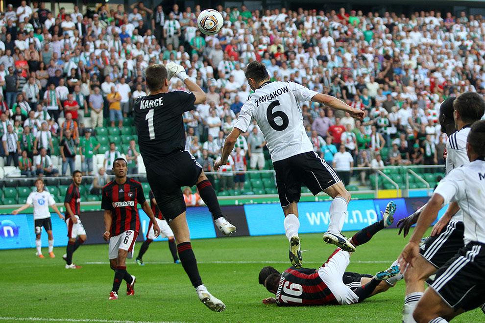 Legia Warszawa 0-0 Gaziantepspor - fot. Piotr Galas (zdjęcie 71 z 133)
