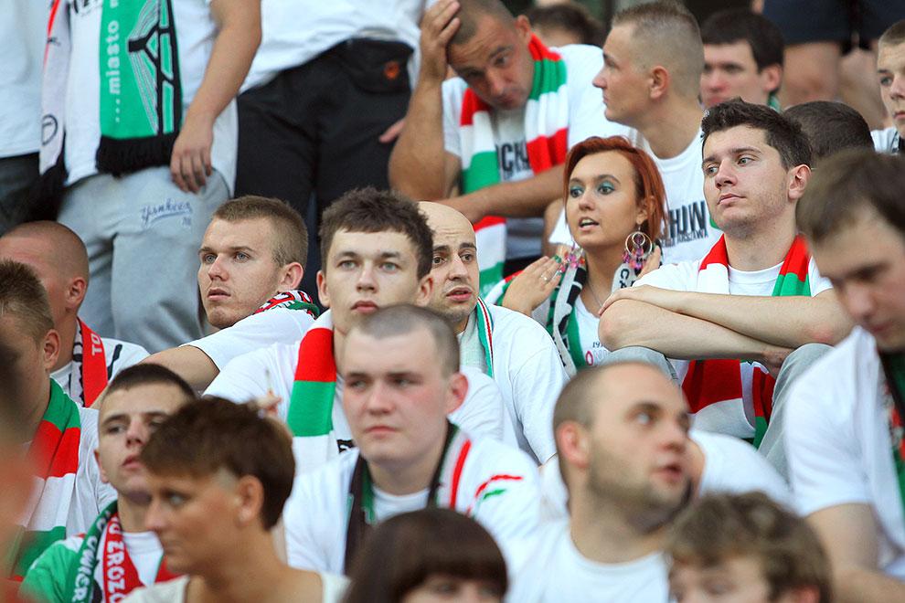 Legia Warszawa 0-0 Gaziantepspor - fot. Piotr Galas (zdjęcie 73 z 133)