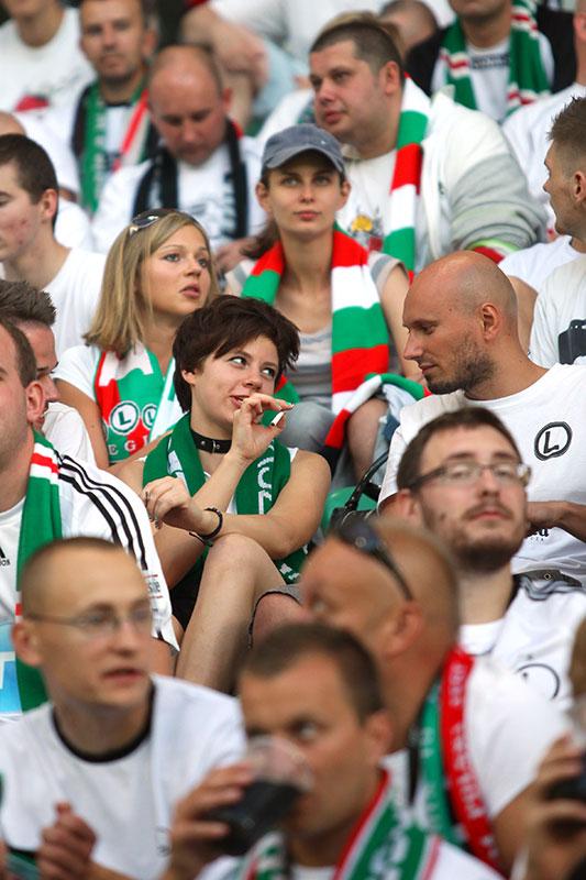 Legia Warszawa 0-0 Gaziantepspor - fot. Piotr Galas (zdjęcie 75 z 133)