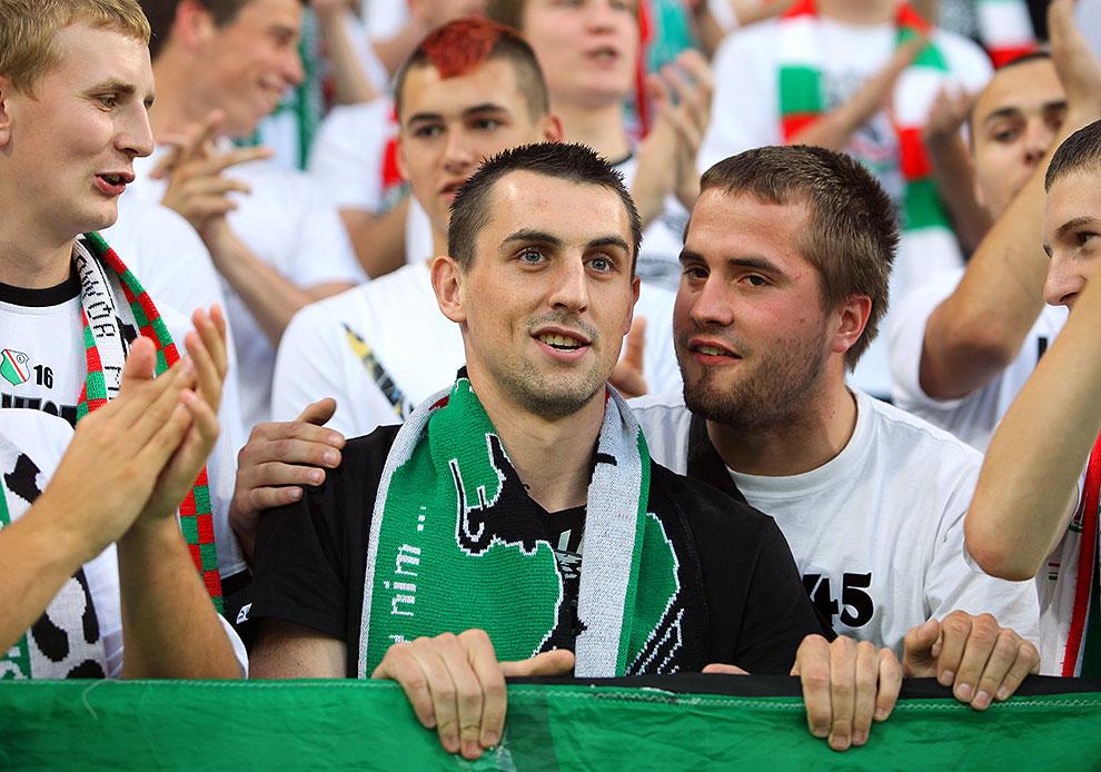 Legia Warszawa 0-0 Gaziantepspor - fot. Piotr Galas (zdjęcie 78 z 133)