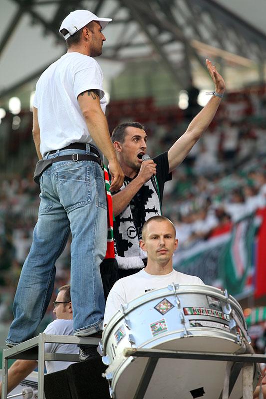 Legia Warszawa 0-0 Gaziantepspor - fot. Piotr Galas (zdjęcie 80 z 133)