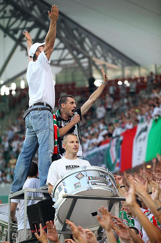 Legia Warszawa 0-0 Gaziantepspor - fot. Piotr Galas (zdjęcie 81 z 133)