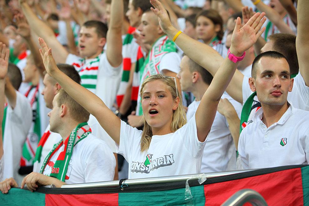 Legia Warszawa 0-0 Gaziantepspor - fot. Piotr Galas (zdjęcie 82 z 133)