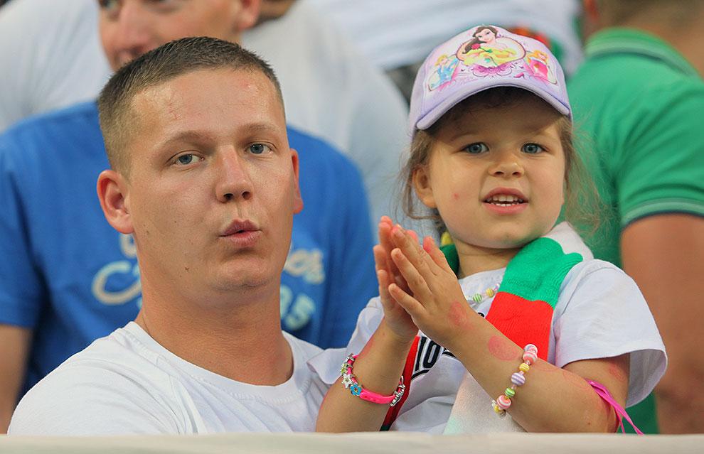 Legia Warszawa 0-0 Gaziantepspor - fot. Piotr Galas (zdjęcie 84 z 133)