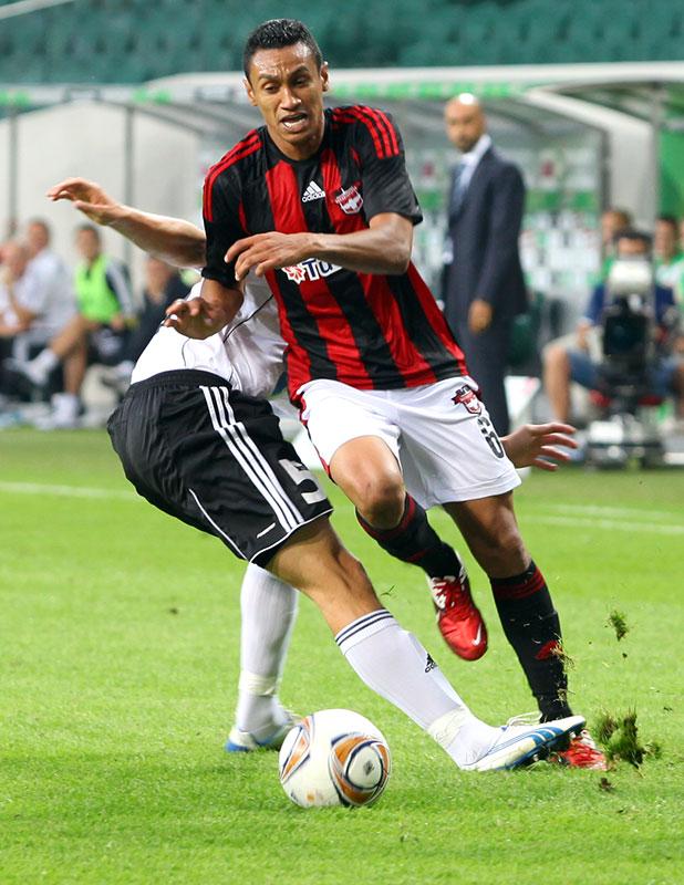 Legia Warszawa 0-0 Gaziantepspor - fot. Piotr Galas (zdjęcie 86 z 133)