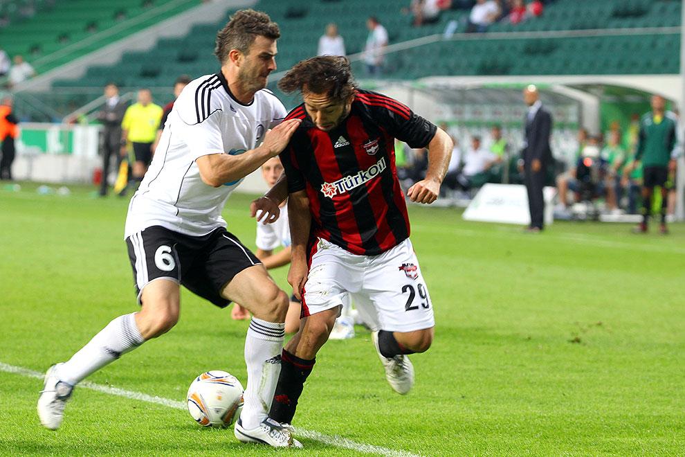 Legia Warszawa 0-0 Gaziantepspor - fot. Piotr Galas (zdjęcie 87 z 133)