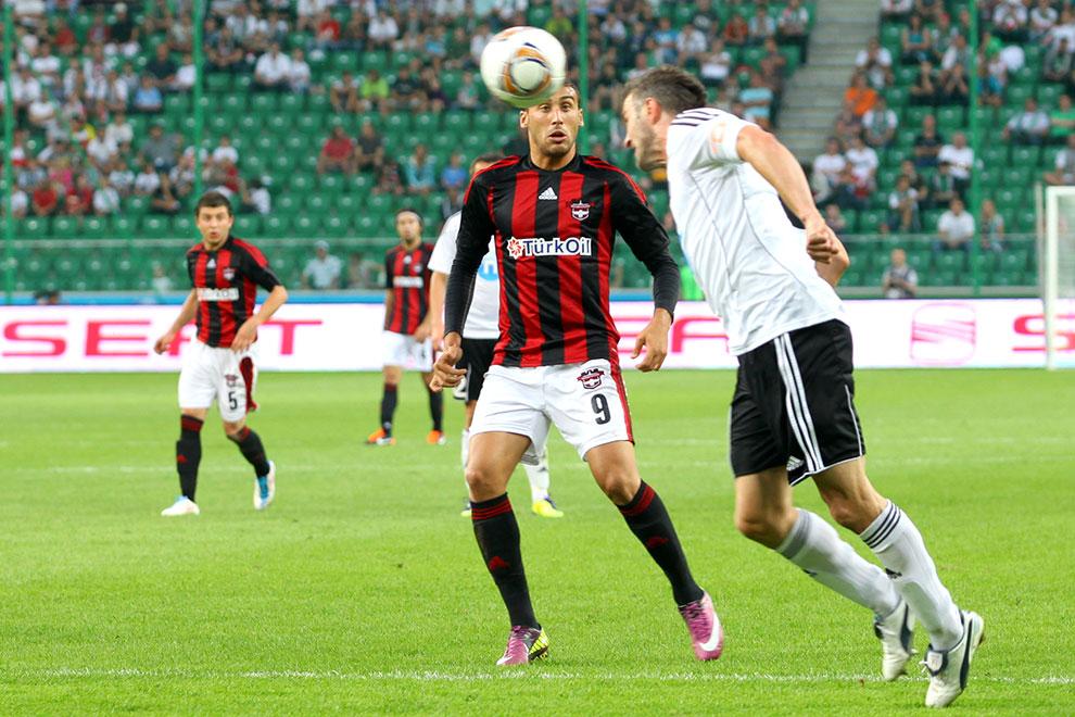 Legia Warszawa 0-0 Gaziantepspor - fot. Piotr Galas (zdjęcie 89 z 133)
