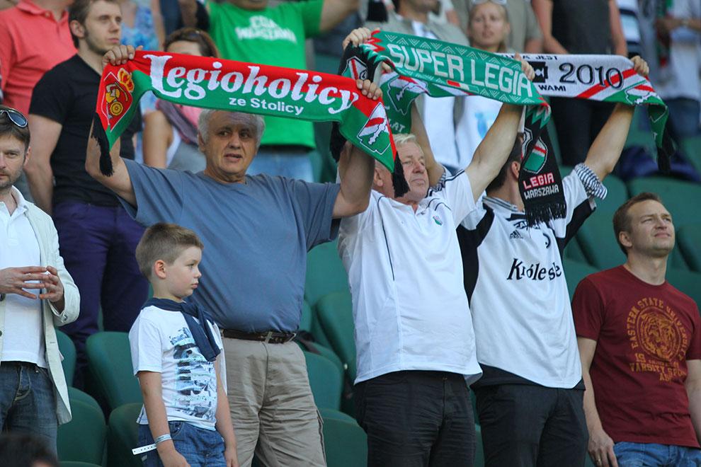 Legia Warszawa 0-0 Gaziantepspor - fot. Piotr Galas (zdjęcie 9 z 133)