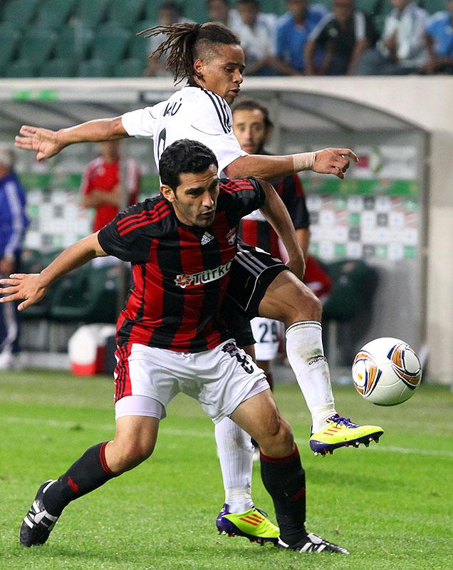 Legia Warszawa 0-0 Gaziantepspor - fot. Piotr Galas (zdjęcie 91 z 133)