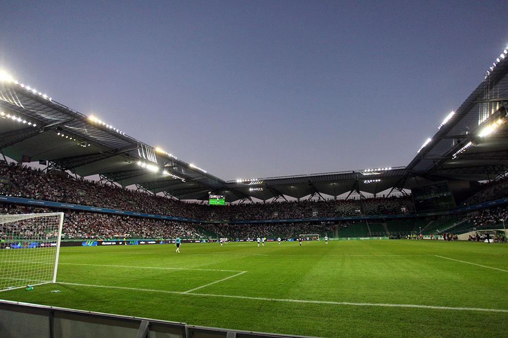 Legia Warszawa 0-0 Gaziantepspor - fot. Piotr Galas (zdjęcie 94 z 133)