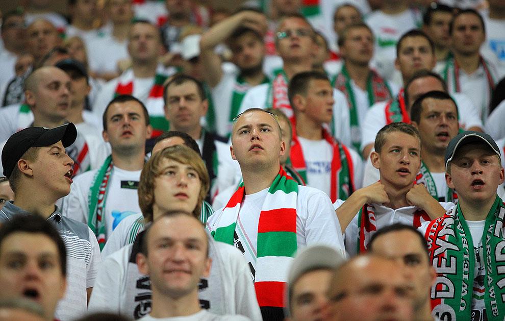 Legia Warszawa 0-0 Gaziantepspor - fot. Piotr Galas (zdjęcie 95 z 133)