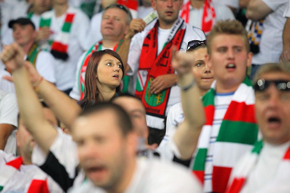 Legia Warszawa 0-0 Gaziantepspor - fot. Piotr Galas (zdjęcie 96 z 133)