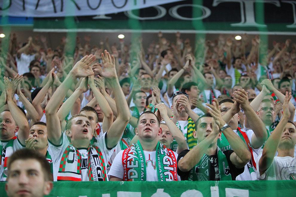 Legia Warszawa 0-0 Gaziantepspor - fot. Piotr Galas (zdjęcie 98 z 133)