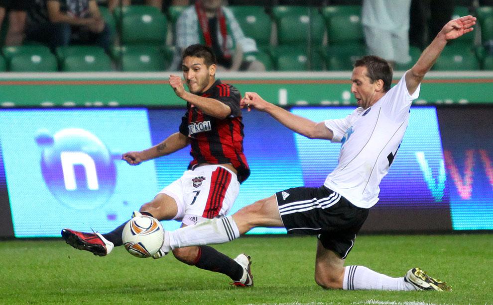Legia Warszawa 0-0 Gaziantepspor - fot. Piotr Galas (zdjęcie 99 z 133)