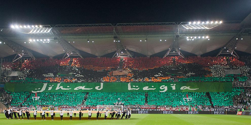 Legia Warszawa 3-2 Hapoel Tel Awiw - fot. Piotr Galas (zdjęcie 10 z 54)