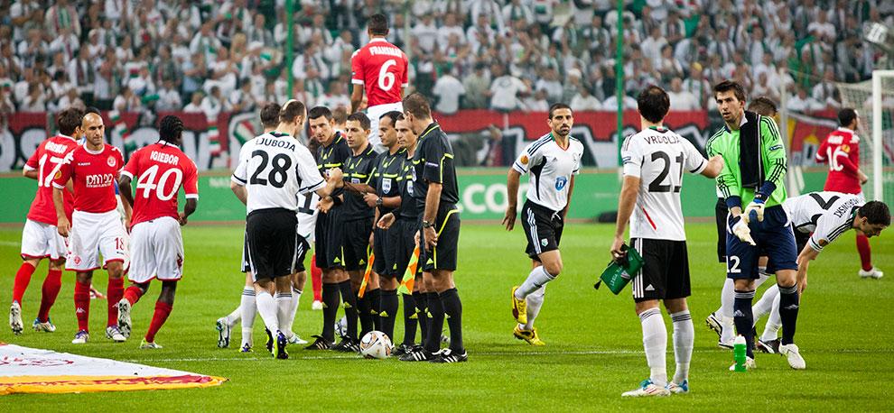Legia Warszawa 3-2 Hapoel Tel Awiw - fot. Piotr Galas (zdjęcie 14 z 54)