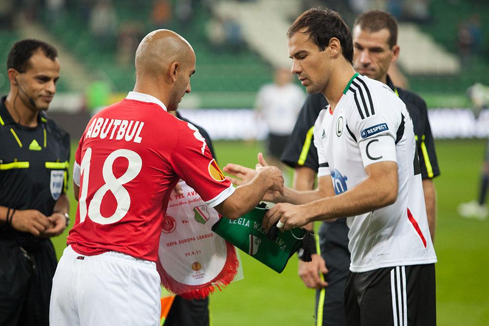 Legia Warszawa 3-2 Hapoel Tel Awiw - fot. Piotr Galas (zdjęcie 16 z 54)