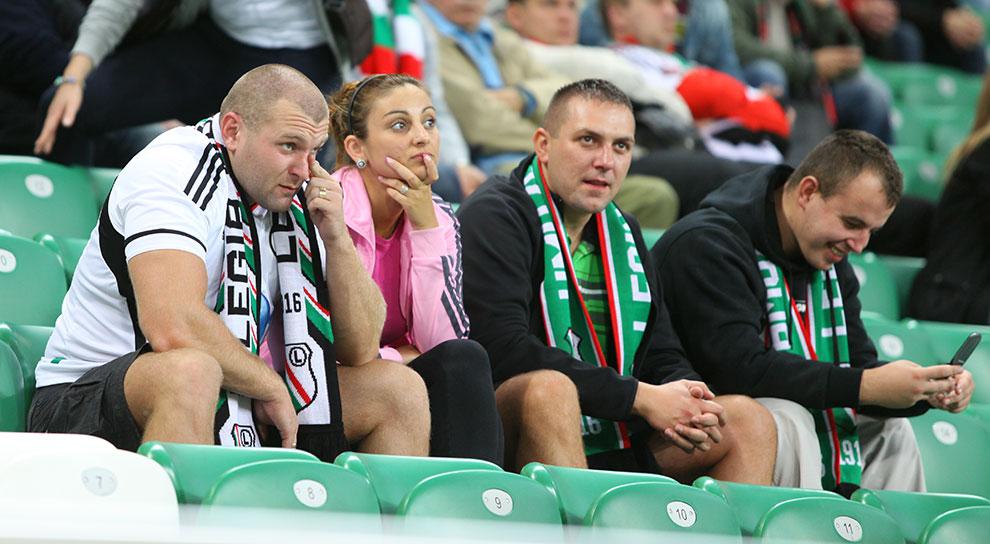 Legia Warszawa 3-2 Hapoel Tel Awiw - fot. Piotr Galas (zdjęcie 2 z 54)