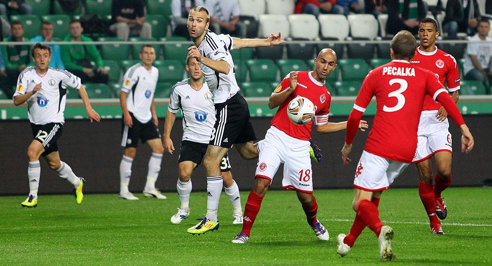 Legia Warszawa 3-2 Hapoel Tel Awiw - fot. Piotr Galas (zdjęcie 22 z 54)