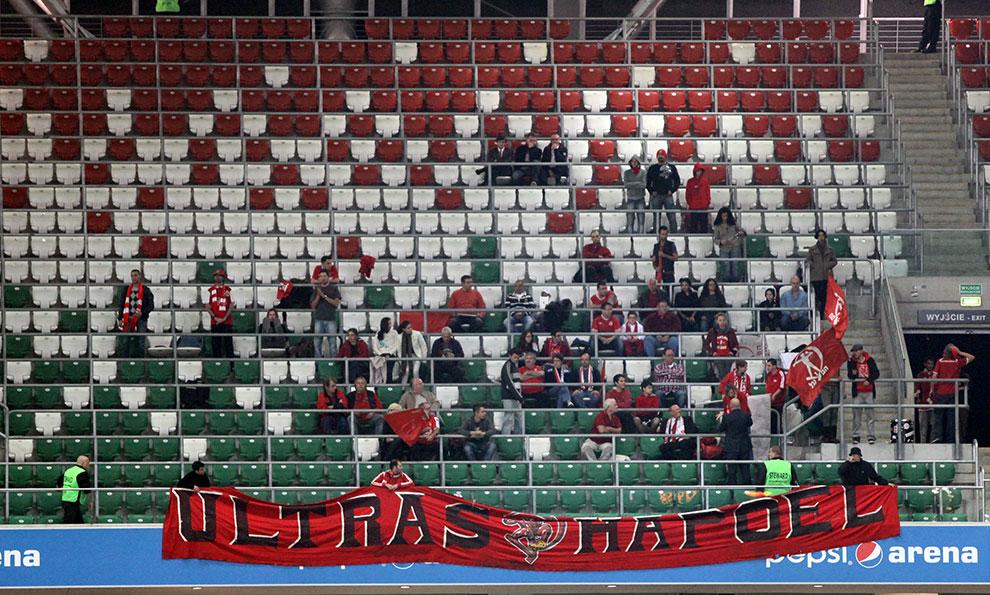 Legia Warszawa 3-2 Hapoel Tel Awiw - fot. Piotr Galas (zdjęcie 23 z 54)