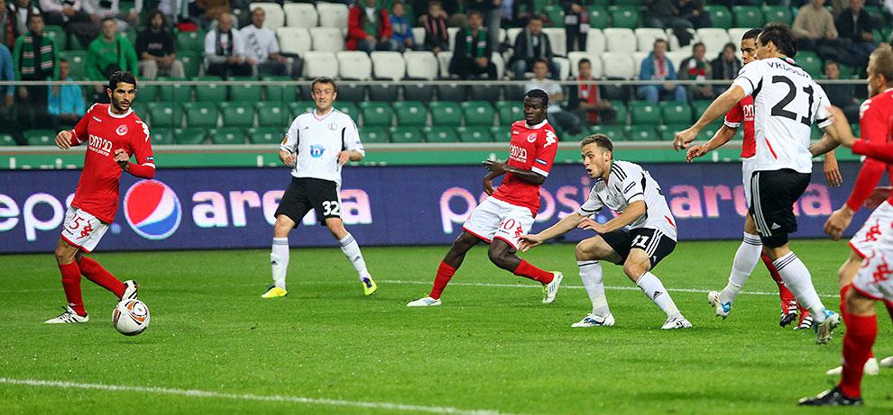 Legia Warszawa 3-2 Hapoel Tel Awiw - fot. Piotr Galas (zdjęcie 25 z 54)