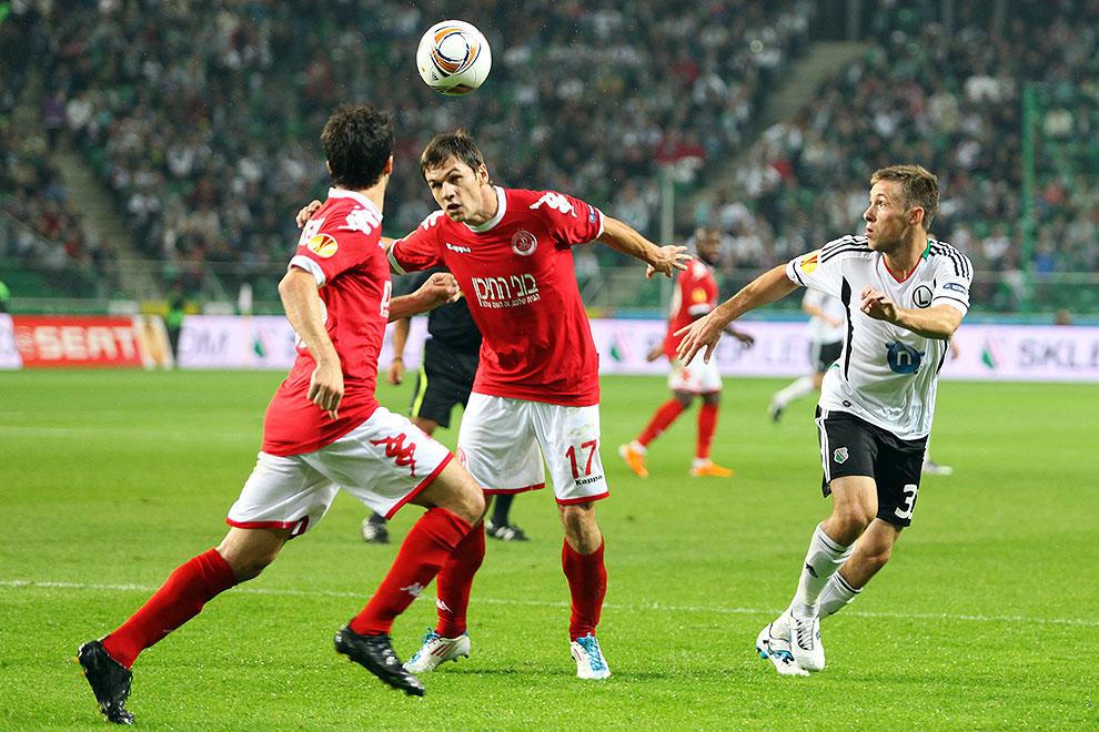 Legia Warszawa 3-2 Hapoel Tel Awiw - fot. Piotr Galas (zdjęcie 28 z 54)