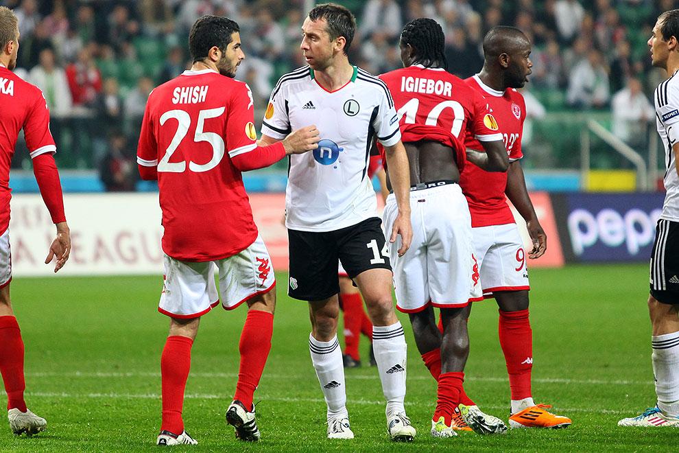 Legia Warszawa 3-2 Hapoel Tel Awiw - fot. Piotr Galas (zdjęcie 29 z 54)