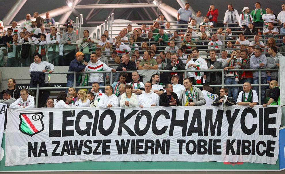 Legia Warszawa 3-2 Hapoel Tel Awiw - fot. Piotr Galas (zdjęcie 3 z 54)