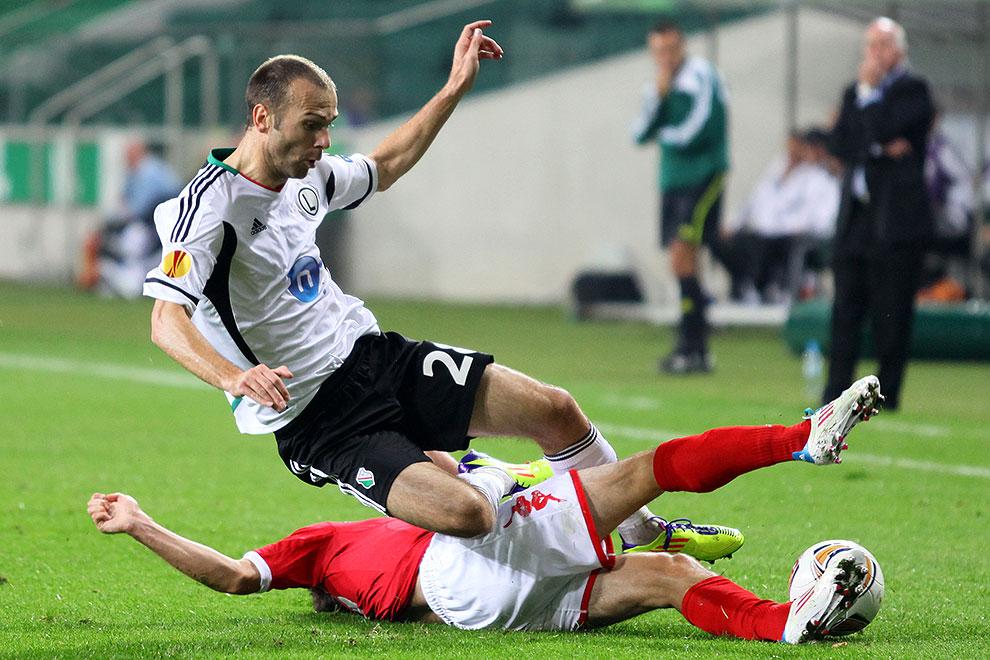 Legia Warszawa 3-2 Hapoel Tel Awiw - fot. Piotr Galas (zdjęcie 31 z 54)