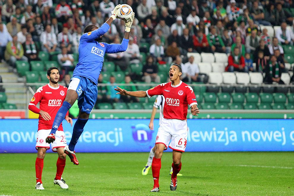 Legia Warszawa 3-2 Hapoel Tel Awiw - fot. Piotr Galas (zdjęcie 33 z 54)