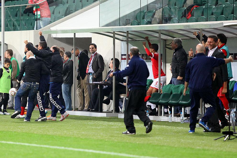 Legia Warszawa 3-2 Hapoel Tel Awiw - fot. Piotr Galas (zdjęcie 34 z 54)