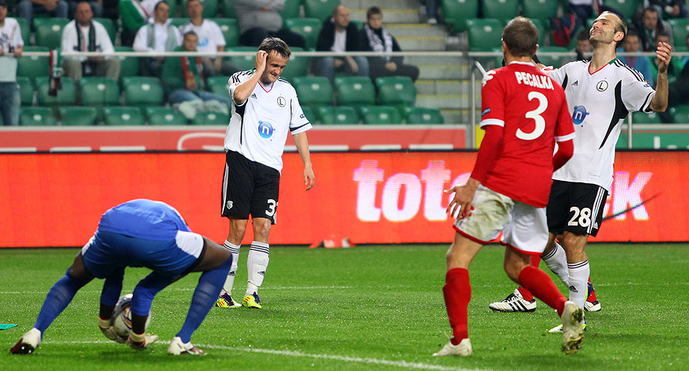 Legia Warszawa 3-2 Hapoel Tel Awiw - fot. Piotr Galas (zdjęcie 35 z 54)
