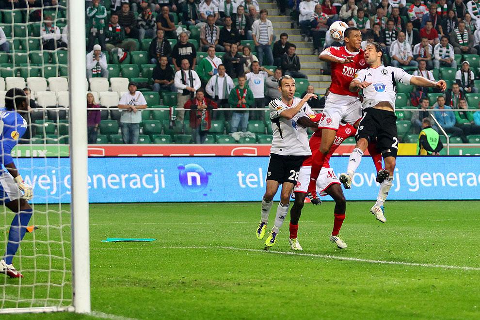 Legia Warszawa 3-2 Hapoel Tel Awiw - fot. Piotr Galas (zdjęcie 37 z 54)