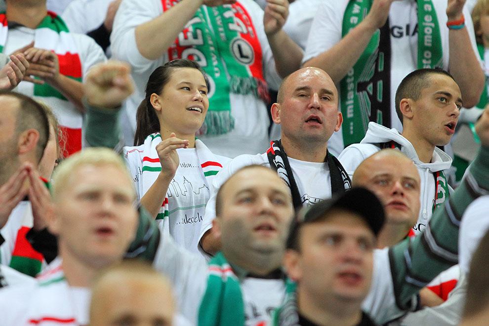 Legia Warszawa 3-2 Hapoel Tel Awiw - fot. Piotr Galas (zdjęcie 38 z 54)