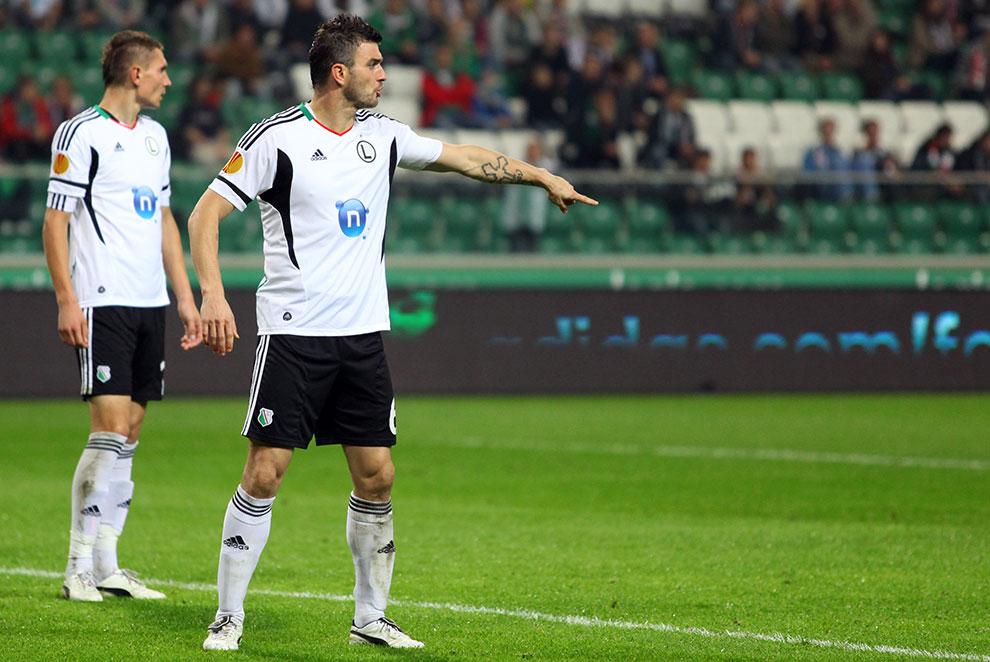 Legia Warszawa 3-2 Hapoel Tel Awiw - fot. Piotr Galas (zdjęcie 39 z 54)