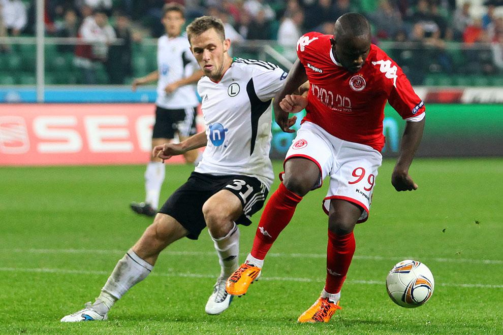 Legia Warszawa 3-2 Hapoel Tel Awiw - fot. Piotr Galas (zdjęcie 40 z 54)
