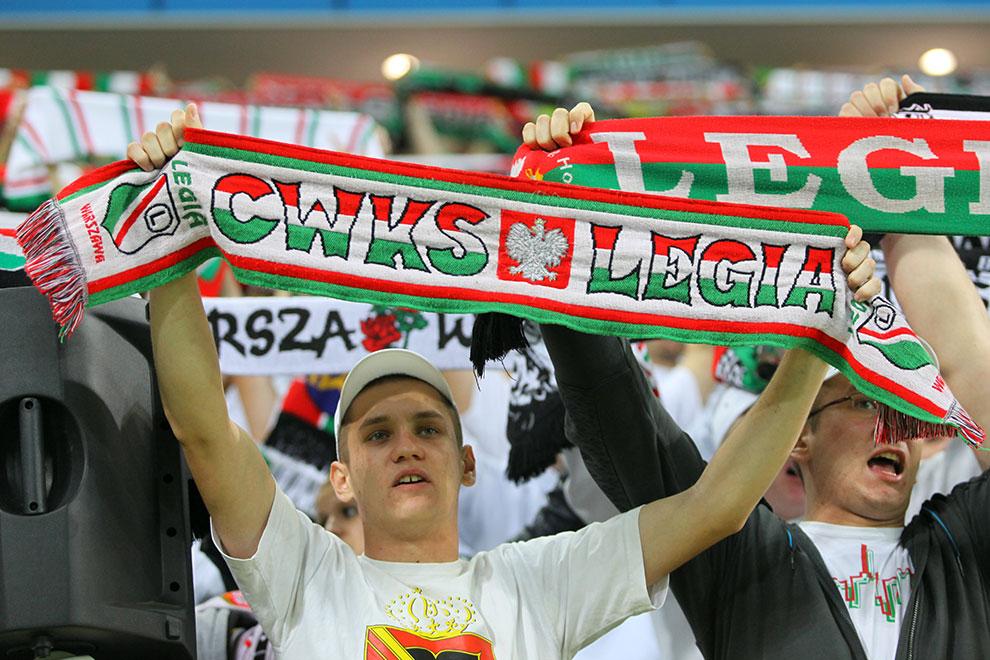 Legia Warszawa 3-2 Hapoel Tel Awiw - fot. Piotr Galas (zdjęcie 42 z 54)