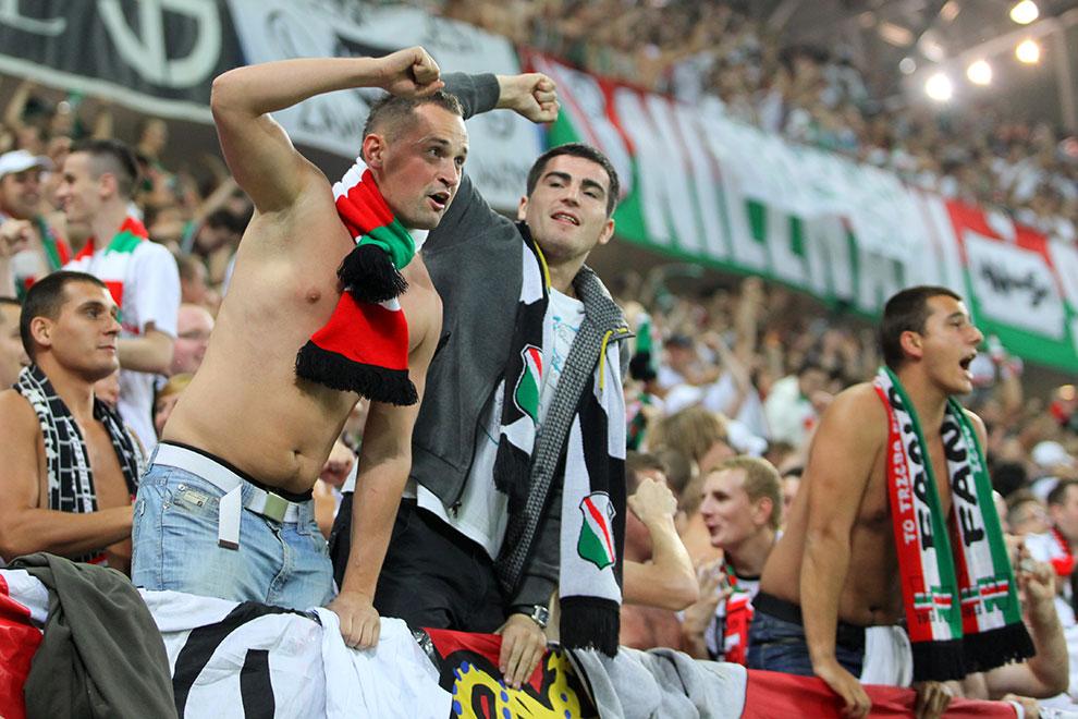 Legia Warszawa 3-2 Hapoel Tel Awiw - fot. Piotr Galas (zdjęcie 47 z 54)