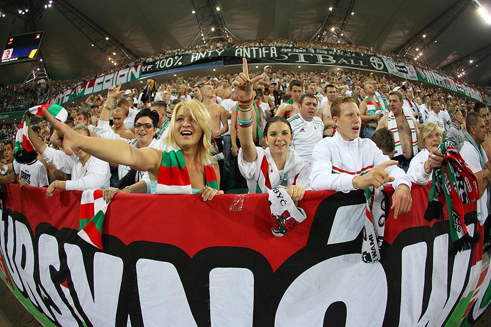 Legia Warszawa 3-2 Hapoel Tel Awiw - fot. Piotr Galas (zdjęcie 48 z 54)