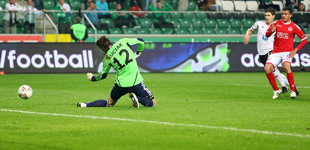 Legia Warszawa 3-2 Hapoel Tel Awiw - fot. Piotr Galas (zdjęcie 49 z 54)
