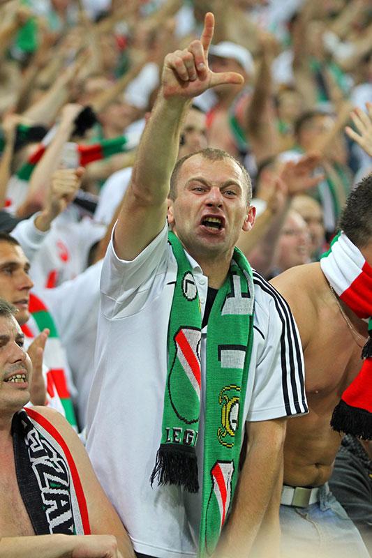 Legia Warszawa 3-2 Hapoel Tel Awiw - fot. Piotr Galas (zdjęcie 50 z 54)