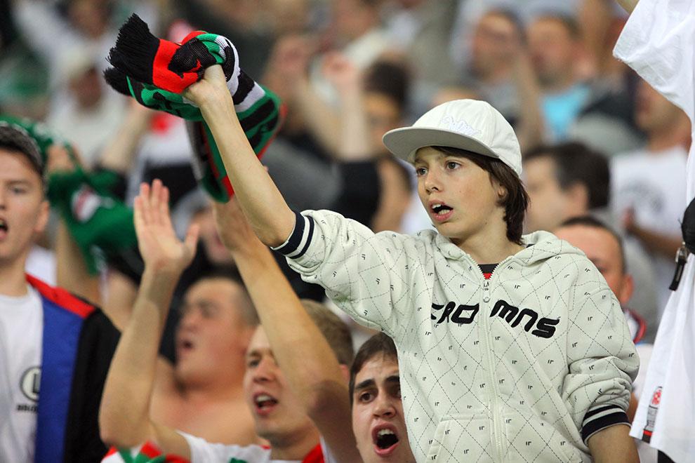 Legia Warszawa 3-2 Hapoel Tel Awiw - fot. Piotr Galas (zdjęcie 51 z 54)
