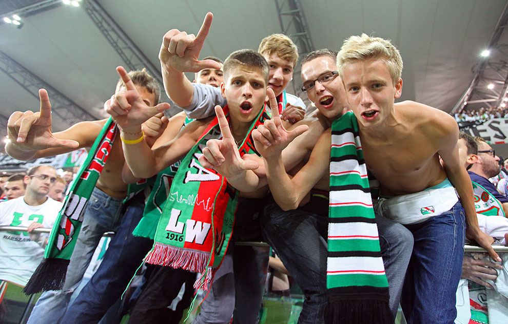 Legia Warszawa 3-2 Hapoel Tel Awiw - fot. Piotr Galas (zdjęcie 54 z 54)