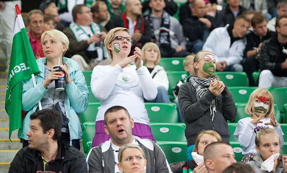Legia Warszawa 3-2 Hapoel Tel Awiw - fot. Piotr Galas (zdjęcie 9 z 54)