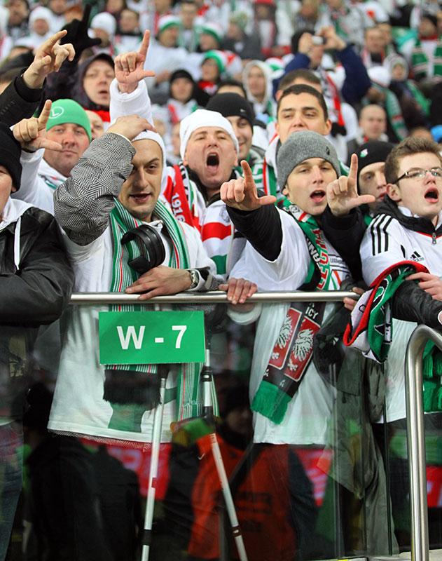 Legia Warszawa 3-0 Lechia Gdańsk - fot. Piotr Galas (zdjęcie 100 z 106)