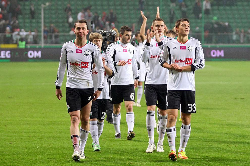 Legia Warszawa 3-0 Lechia Gdańsk - fot. Piotr Galas (zdjęcie 101 z 106)