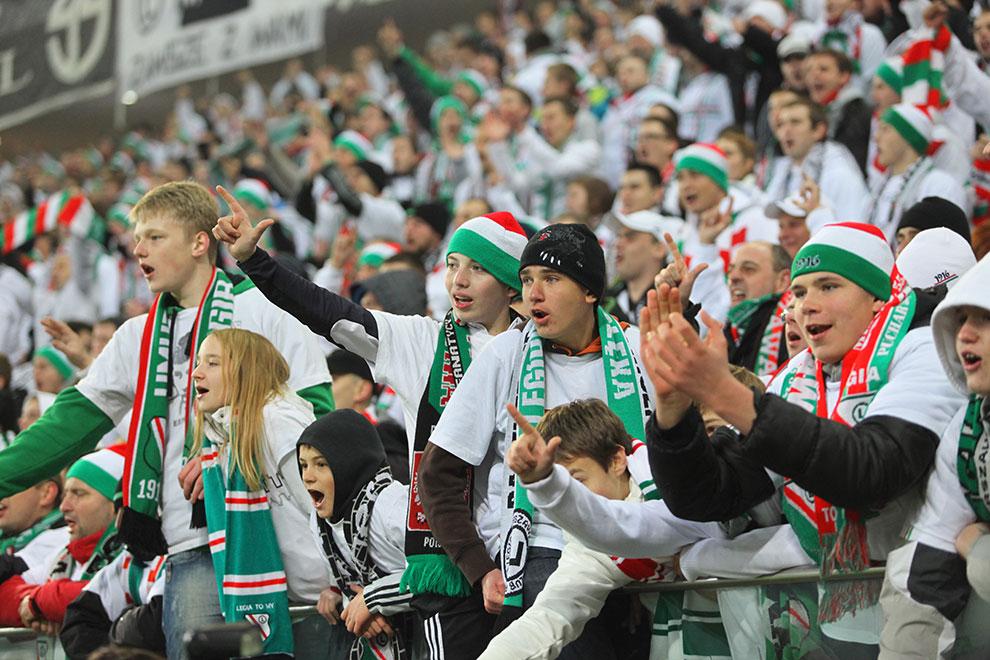 Legia Warszawa 3-0 Lechia Gdańsk - fot. Piotr Galas (zdjęcie 102 z 106)