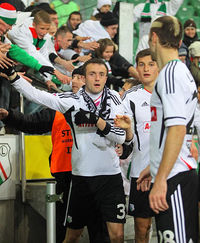 Legia Warszawa 3-0 Lechia Gdańsk - fot. Piotr Galas (zdjęcie 103 z 106)