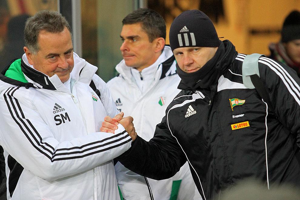 Legia Warszawa 3-0 Lechia Gdańsk - fot. Piotr Galas (zdjęcie 12 z 106)