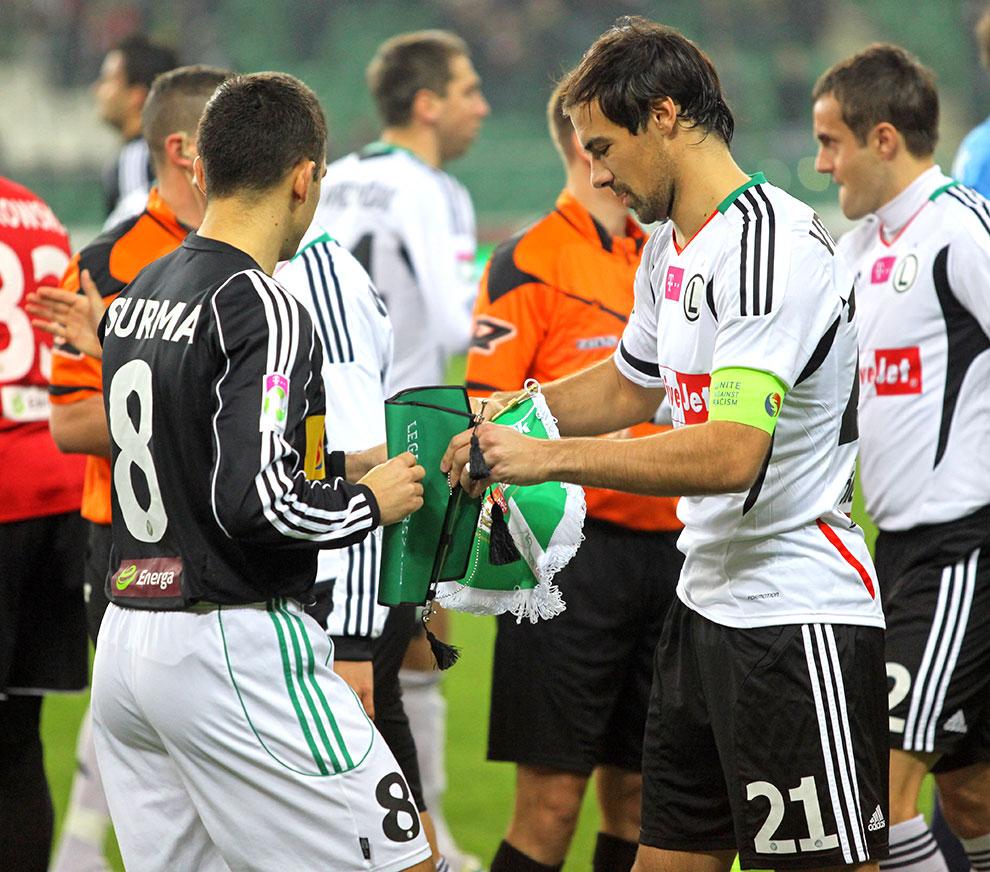 Legia Warszawa 3-0 Lechia Gdańsk - fot. Piotr Galas (zdjęcie 14 z 106)